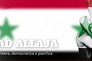 Assad all'Aja! <br> Per una Siria <br> libera e democratica