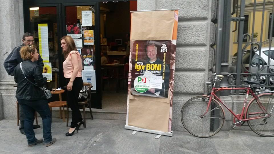 Libreria Cossavella Ivrea21 maggio