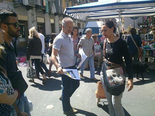 mercato pzza cerignola 17 maggio