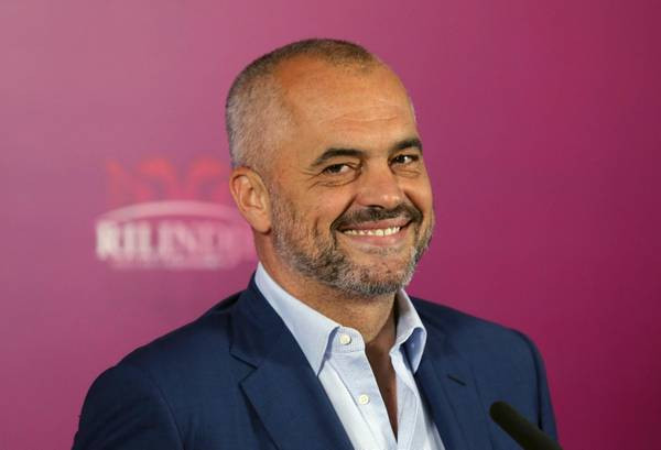 Albanian opposition leading in early vote counts